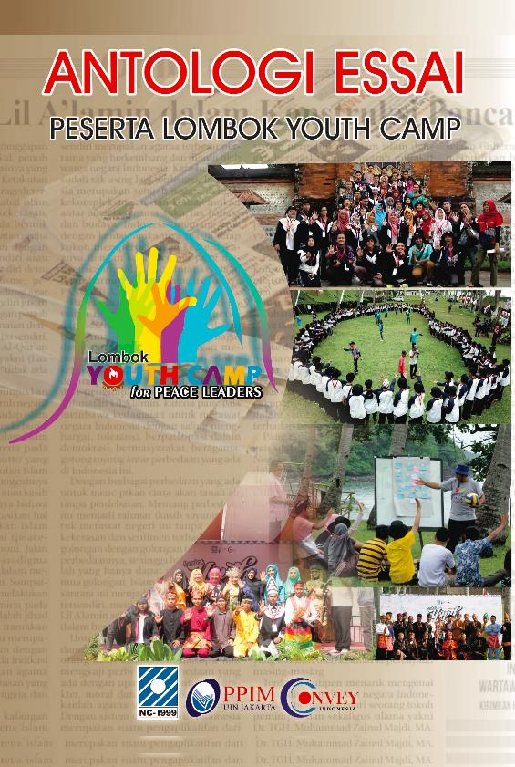 Cover Buku Youth Camp NC